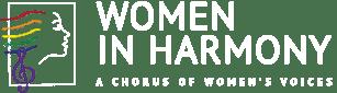 Women in Harmony Logo